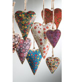 Floral Design Heart Decoration